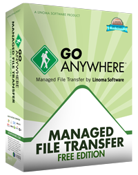 GoAnywhere Managed File Transfer Free FTP