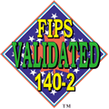 FIPS 140-2 Validated