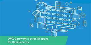 DMZ Secure Gateways: Secret Weapons for Data Security