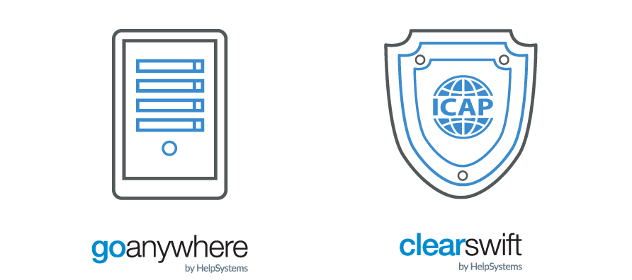 GoAnywhere MFT and Clearswift's suite of security solutions integrate seamlessly to keep your sensitive data secure