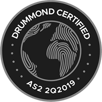 AS2 Drummond Certified