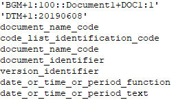 Database Column Names