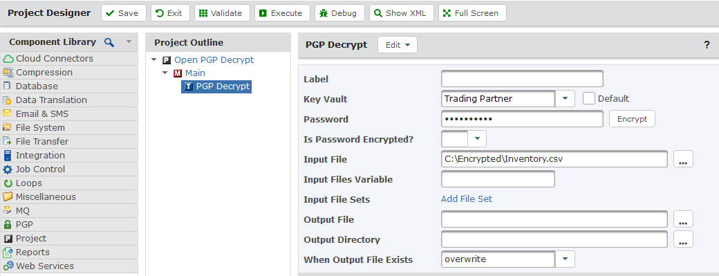 How to Decrypt Files with Open PGP