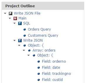 How to Query a Database and Write the Data to JSON
