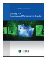 Beyond FTP managed file transfer