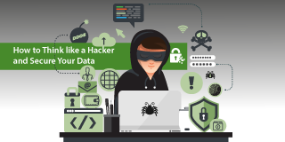 Think like a Hacker and Secure Your Data