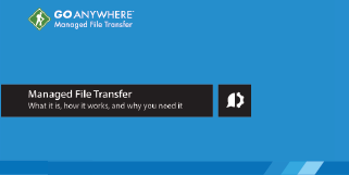 Managed File Transfer: What it is, how it works, and why you need it