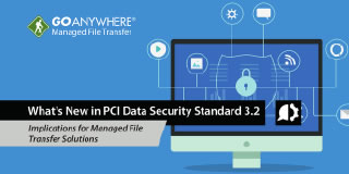 PCI Data Security Standard 3.2 & 3.2.1