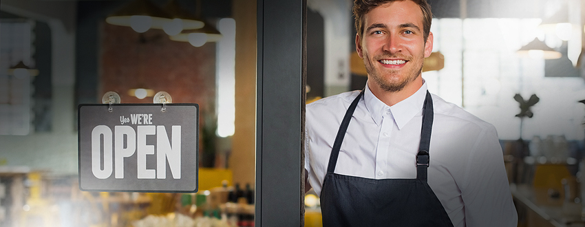 Strong cybersecurity helps small businesses stay open after a data breach