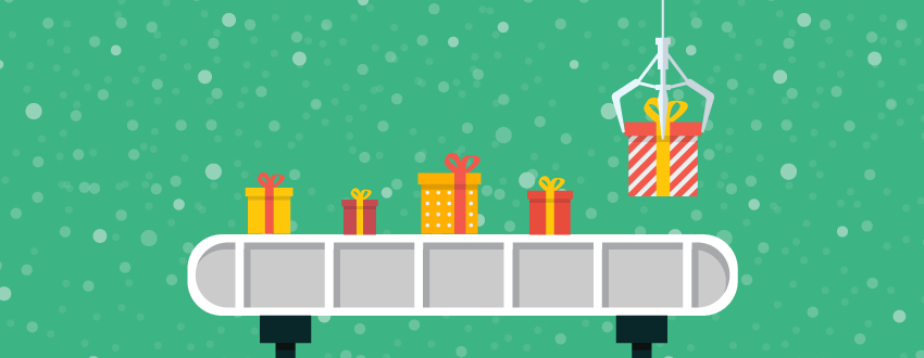 Giving the Gift of Automation