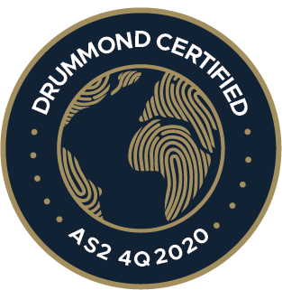 Drummond Certified AS2-4Q2020