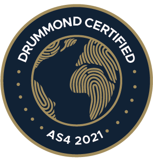 Drummond Certified AS4-2021