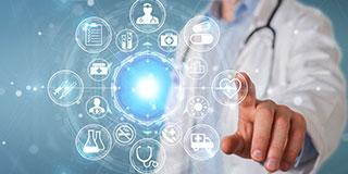 Transferring Healthcare Data