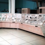 Apollo Project CSM Simulator Computers and Consoles