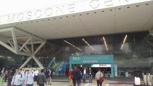 RSA Conference 2015 Moscone Center South Hall