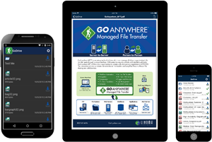 GoAnywhere Apps - GoDrive Mobile Devices