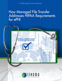 GoAnywhere MFT protects valuable personal data while simplifying HIPAA compliance.
