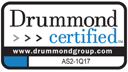 Drummond Certified AS2-3Q16