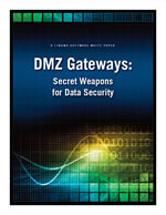 DMZ gateway security