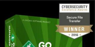 GoAnywhere MFT Cybersecurity Excellence Award Winner 2016
