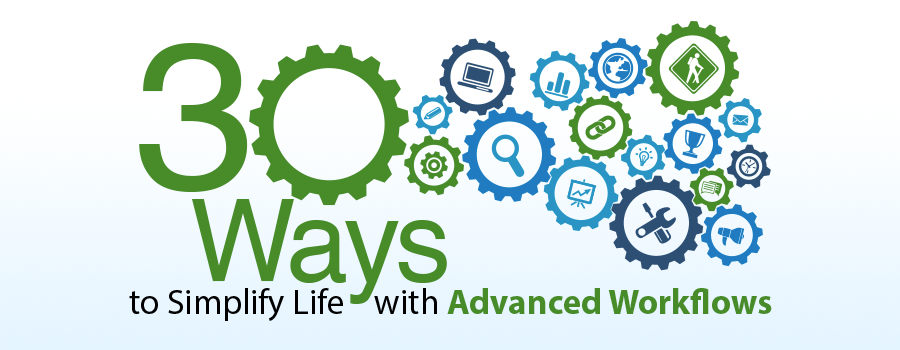 making life easier with advanced MFT workflows