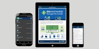 GoDrive secure on-premises enterprise file sync and sharing