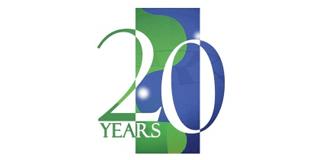 20 year anniversary - logo