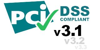 PCI DSS compliant future versions