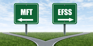 comparing MFT and EFSS