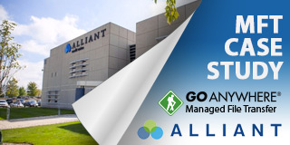 Alliant credit union goanywhere case study