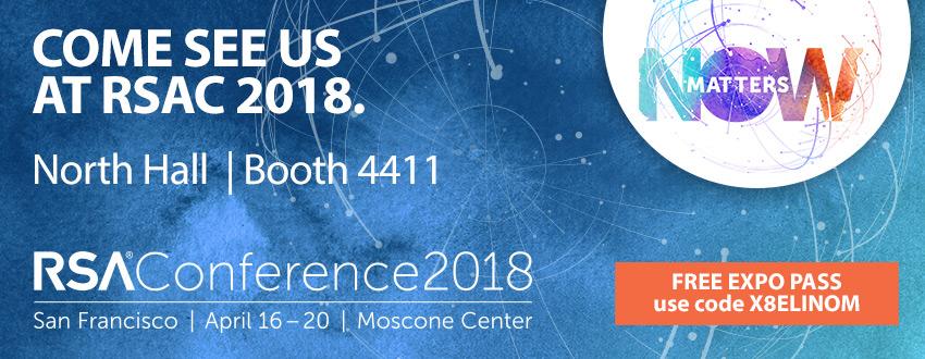 GoAnywhere at RSA Conference 2018