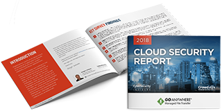 cybersecurity insiders cloud security report