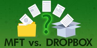 MFT software vs. Dropbox for file collaboration