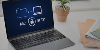 SFTP vs. AS2 for secure file transfers
