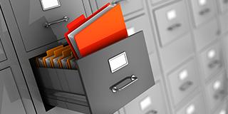 Keeping folders secure