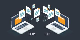Files transferring between laptops