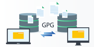 GPG for File Transfers