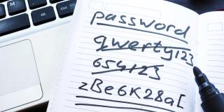 Password Security Practices