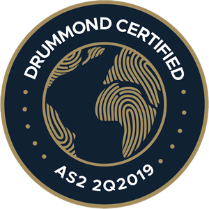 Drummond Certified AS2-2Q19