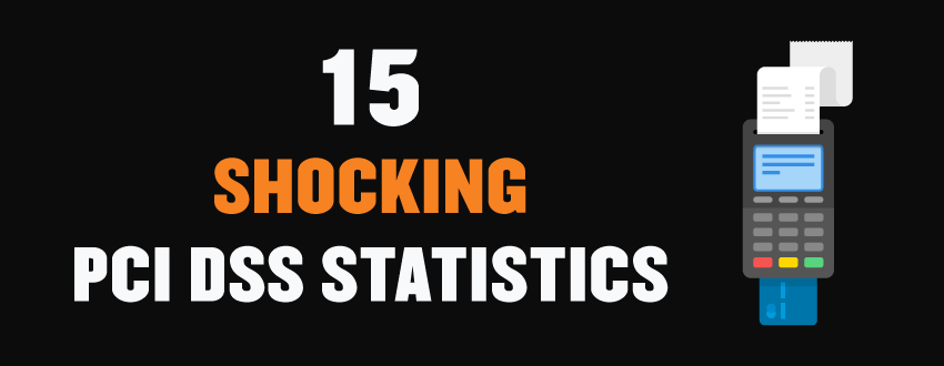 Text about 15 shocking PCI statistics