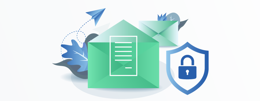 Secure email makes transferring ad hoc files safer