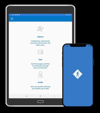 GoAnywhere File Transfer Mobile App