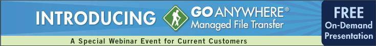 Introducing GoAnywhere MFT
