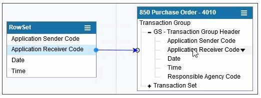 Write EDI X12 Data Mapping Tool